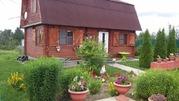 Продается дом 100 кв.м. д. Ивашево, 65 км от МКАД - Фото 1