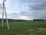 Продаётся участок 12 соток в деревне Игумново Чеховского района - Фото 3