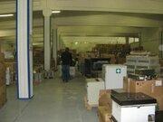 Сдается теплый склад в склакомплекса,1 этаж - 1500 м2, п.Томилино - Фото 3