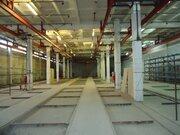 Аренда отапливаемого складского помещения. - Фото 1