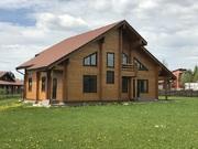 Продается дом из клееного бруса с видом на Круглое Озеро - Фото 3