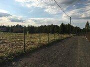 Участок в деревне Похлебайки Истринское вдхр. - Фото 2