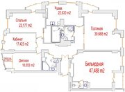 15 500 000 Руб., 5-я просека 95а, Купить квартиру в Самаре по недорогой цене, ID объекта - 317014046 - Фото 14