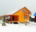 Продаётся новая тёплая дача с видом на водохранилище - Фото 1
