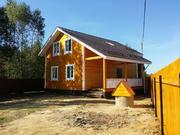 Новый дом 135 кв.м в п.Огниково, Истра - Фото 3