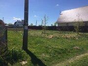 Земельный дачный участок 5 соток д. Вельмогово Клинский р-он - Фото 1
