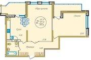 2 к.квартира 91 м2 в ЖК Оскар - Фото 1