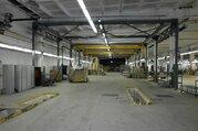 Продажа производственно-складского комплекса с ж/д веткой