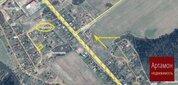 Участок в д. Рекино-Кресты, 40 км от МКАД - Фото 5