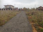 Участок 15 соток в городе Солнечногорск ул. Загорье