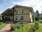 Дом435 кв. м,  25 сот, Калужское шоссе,  20 км,  Жуковка-2 . - Фото 1