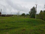 Земельный участок, д. Семеновское (за Шеметово), Коломенский р-н - Фото 3