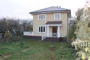 Коттедж 128 кв.м, для постоянного проживания, в черте г. Люберцы - Фото 1