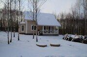 Продается коттедж в ДПК Лесной Хуторок, 80 км от МКАД по яр.ш - Фото 4