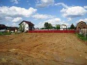Продажа земельного участка 8,7соток около г.Яхрома, Дмитровский р-н - Фото 1