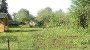 Участок 8 соток в посёлка Романцево