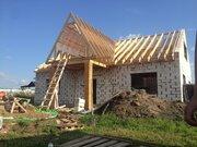 Продам дом 90м.кв, на 12.5сотках, Серпуховский р-н, п. Большевик, - Фото 4