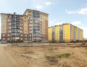 Новая двухкомнатная квартира, пгт.Медведево, ул.Кирова,20, 9/9п. 56 м2 - Фото 4