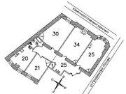 Двухсторонняя квартира с высокими потолками, лепниной и печами! - Фото 3