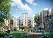Продажа 1- комнатной квартиры в новом малоэтажном ЖК комфорт-класса - Фото 1
