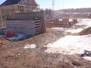 Участок 7 соток с фундаментом 9 м. на 12 м. в д.Котерево, Истраво - Фото 2