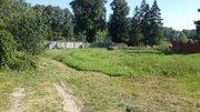 Участок 22 сотоки у реки Лопасня в деревне Бекетово Ступинский район