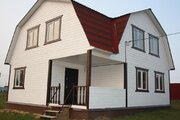 Новый дом (ИЖС) в деревне Киржачского района