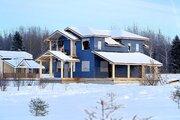 Просторный дом с видом на озеро, рядом с д. Сляднево, Волоколамск - Фото 4