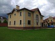 Кирпичный коттедж 380 кв.м. 5 спален всё центральное 20 соток Булатово - Фото 1