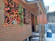 Дом 2 эт. в СНТ Ордынцы, г. Подольск, Силикатная на участке 6 соток - Фото 5