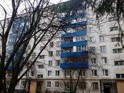Продаётся 3-комнатная квартира 57кв.м. в Пущино, Г-27, 2/9 П - Фото 1