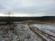 Участок на окраине Фряново, у леса в 55 км от МКАД по Щелчку, Ярославке - Фото 5