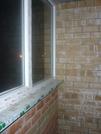 Квартира в новом кирпичном доме без отделки: санузел совместный, окна . - Фото 3