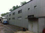 Здание склада на Алексеевской