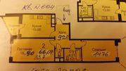2комнатная квартира в новостройке - Фото 1
