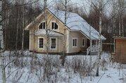 Продается коттедж в ДПК Лесной Хуторок, 80 км от МКАД по яр.ш - Фото 1