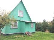 Дом в садовом товариществе, 45 км от МКАД, полностью готовый к проживан - Фото 1