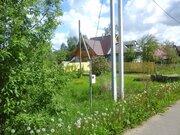 Продается участок 60 соток лпх в д.Чекчино Лотошинского района - Фото 1