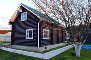Жилой дом со всеми удобствами. Обнинск, Белоусово. 85 км от МКАД. - Фото 1
