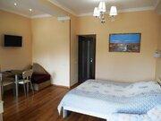 Видовая квартира возле моря, с ремонтом в живописном Партените. - Фото 3