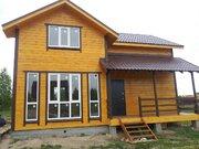 Продается новый дом 142м под ключ на 8 сот. д.Петровское, кп Янтарный - Фото 1