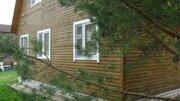 Жилой новый дом обжитой 2 эт. 80 м2 + 10 соток у леса 135 км от МКАД - Фото 3