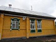 Ухоженный крепкий бревенчатый дом в г. Кохма Ивановской области. - Фото 4