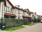 4-х комн. квартира в таунхаусе 230 кв.м в кп рядом с ЗЕЛАО г. Москвы - Фото 2