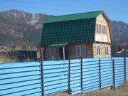 Срочно дом-баню с участком в Чемале на берегу Катуни - Фото 2