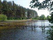 Участок на 1-ой линии Пестовского водохранилища в Подольнихе - Фото 1