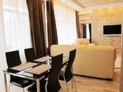 Продажа 3-к.квартиры в новом ЖК с бассейном в Гурзуфе - Фото 5