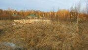 Участок с подрядом в коттеджном поселке Вернисаж у деревни Матренино - Фото 3