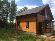 Новый дом, готовый к проживанию в СНТ вблизи деревни Панское. - Фото 2