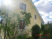 Зимний дом 70 м, СНТ Ясенки окб Гидропресс - Фото 1